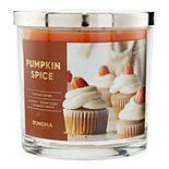 Sonoma Goods for Life® Pumpkin Spice 14-oz. Candle Jar