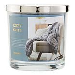 Sonoma Goods for Life® Cozy Knits 14-oz. Candle Jar