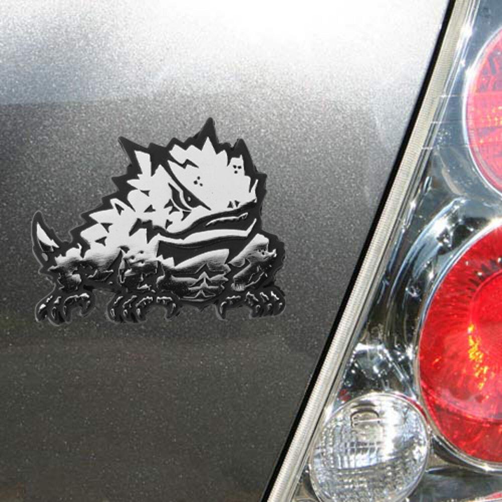 TCU Horned Frogs Premium Auto Emblem