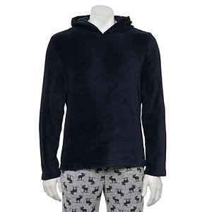 Men's Croft & Barrow® Plush Sleep Hoodie