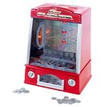 Hey! Play! Coin Pusher Miniature Arcade Game