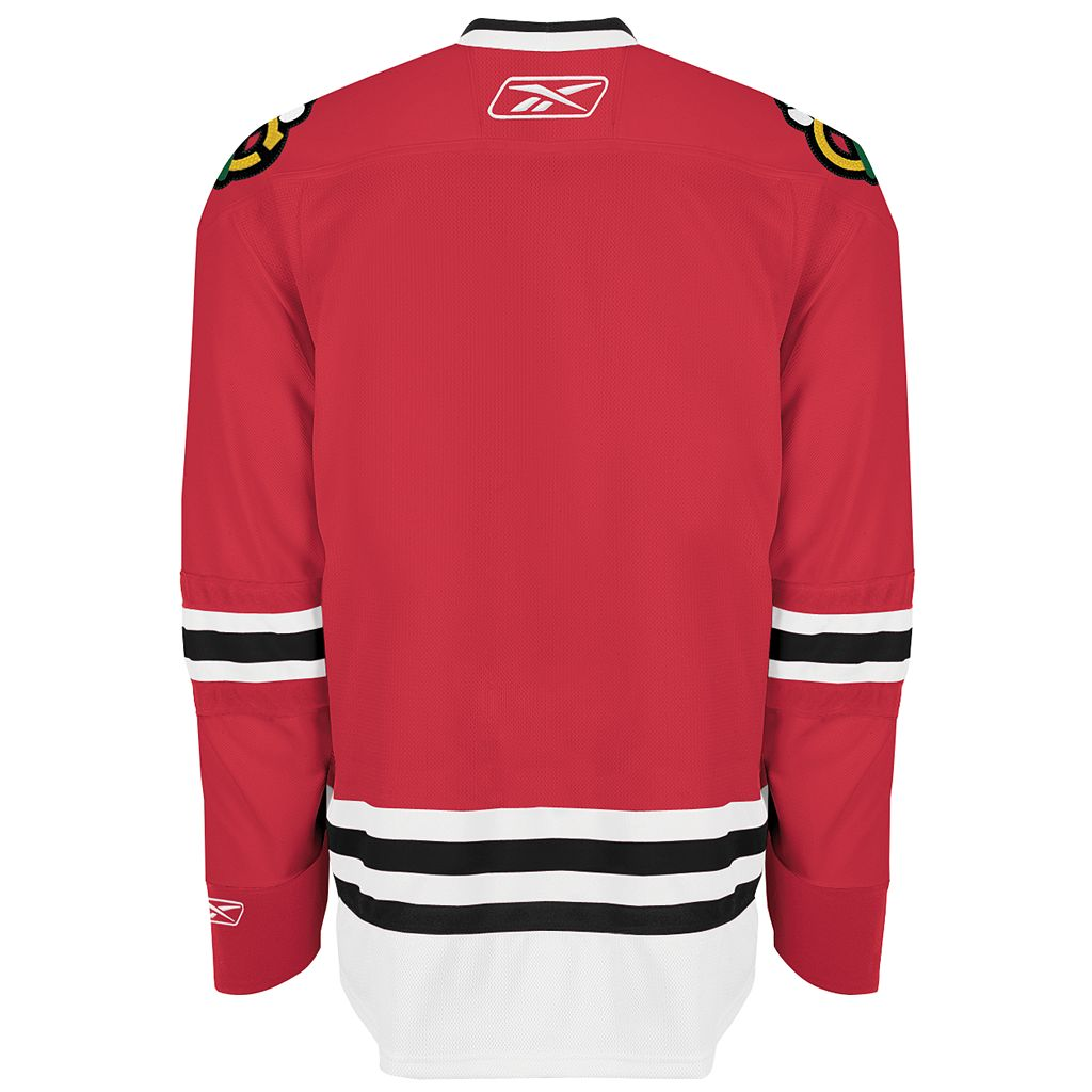 Men's Reebok Chicago Blackhawks Jersey