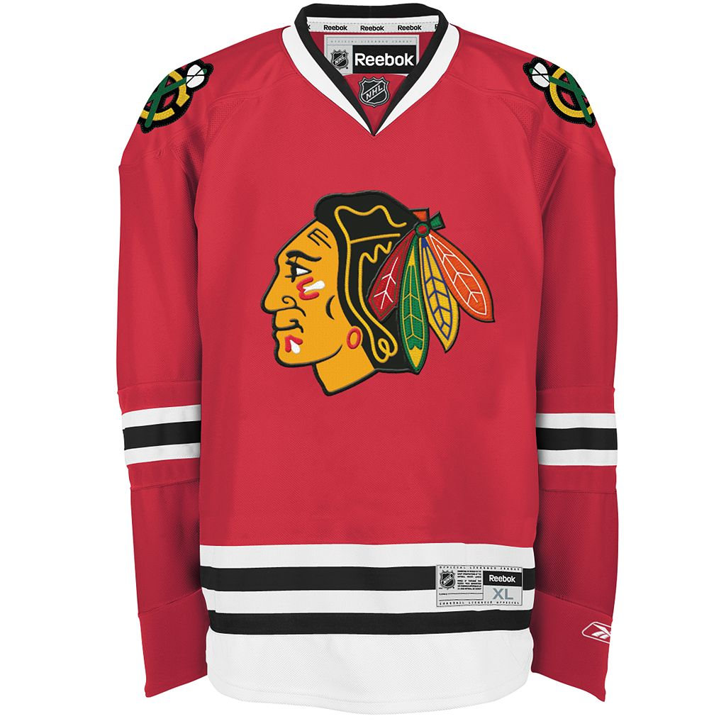 Men's Reebok® Chicago Blackhawks Jersey