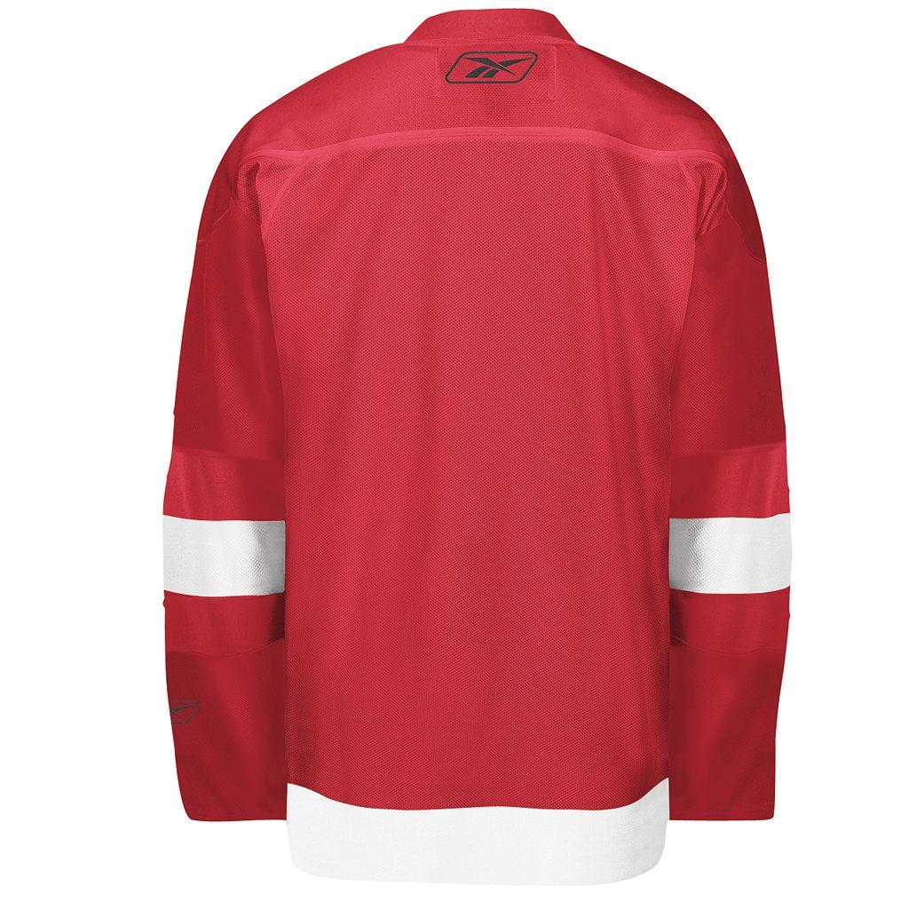 Reebok Detroit Red Wings Jersey