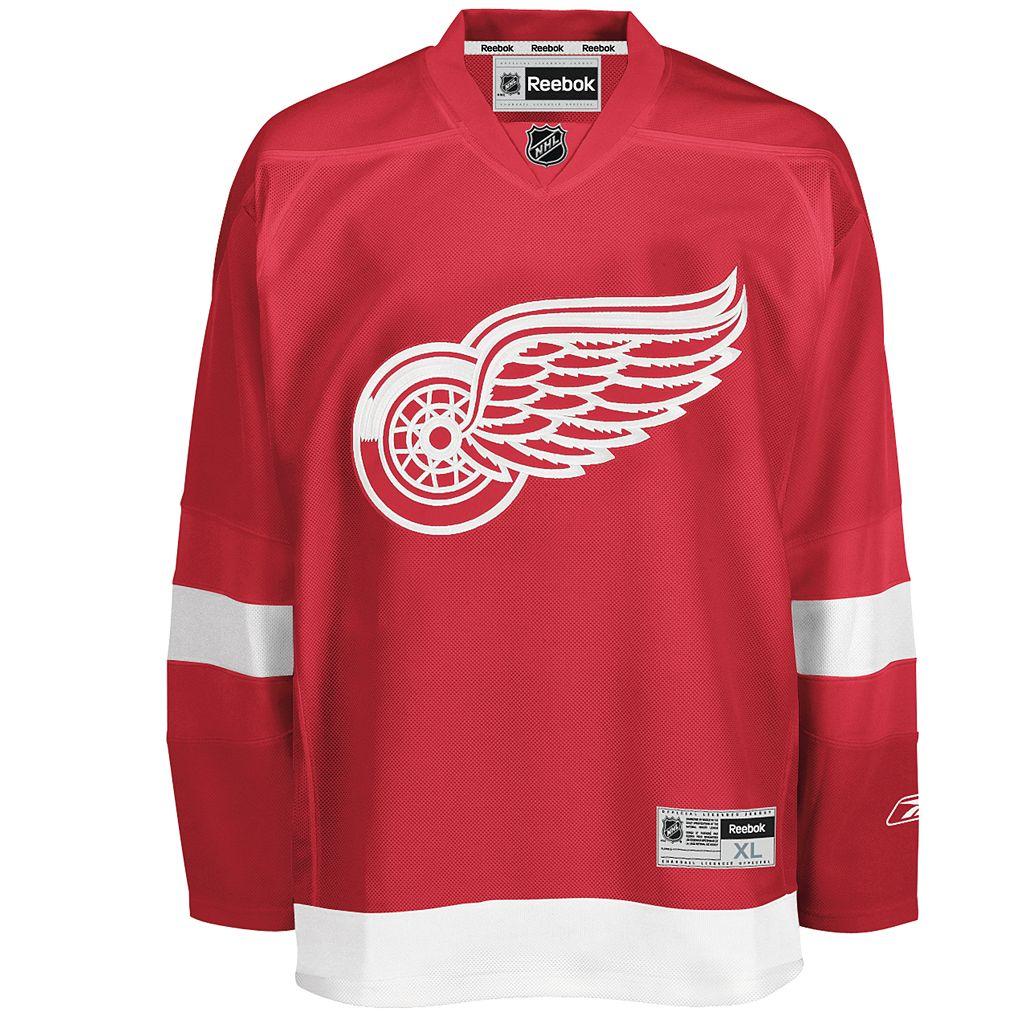 Reebok® Detroit Red Wings Jersey