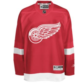 Reebok Detroit Red Wings Jersey