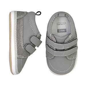 Carter's Two-Strap Baby Boy Shoes