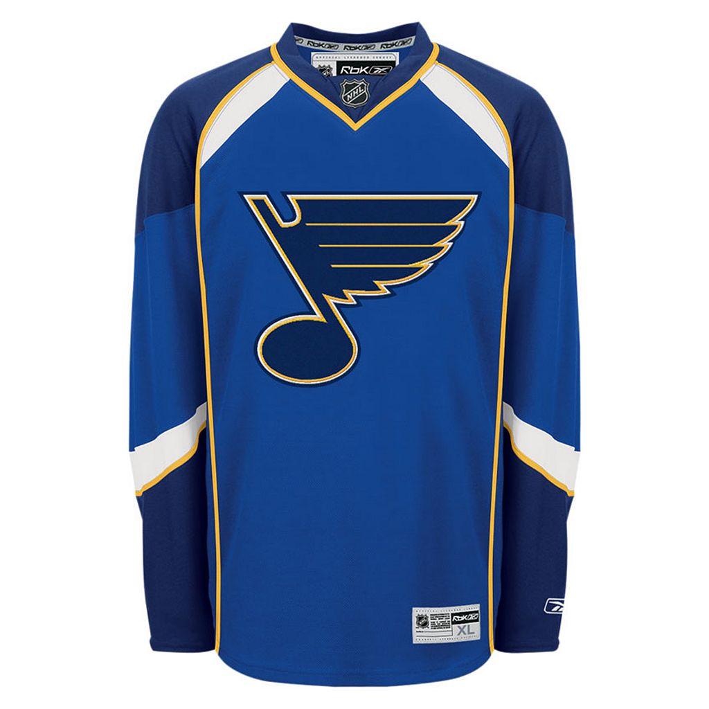 Men's Reebok St. Louis Blues Jersey