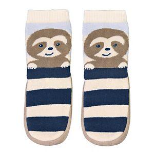 Baby/Toddler Boy Jumping Beans® Sloth Slipper Socks