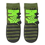 Baby/Toddler Boy Jumping Beans® Dinosaur Slipper Socks