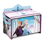 Disney's Frozen 2 Deluxe Toy Box by Delta Children