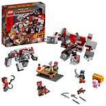 LEGO Minecraft The Redstone Battle 21163 Building Kit