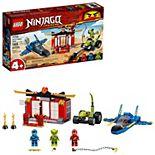 LEGO NINJAGO Legacy Storm Fighter Battle 71703 Building Kit (165 Pieces)
