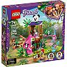 LEGO Friends Panda Jungle Tree House 41422 Building Kit (265 Pieces)