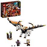 LEGO NINJAGO Wu's Battle Dragon 71718 Building Kit (321 Pieces)