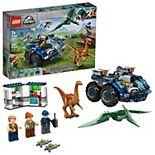LEGO Jurassic World Gallimimus and Pteranodon Breakout 75940 Building Kit (391 Pieces)