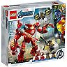 LEGO Marvel Avengers Iron Man Hulkbuster Versus A.I.M. Agent 76164 Building Kit (456 Pieces)