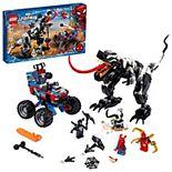 LEGO Marvel Spider-Man Venomosaurus Ambush 76151 Building Kit (640 Pieces)