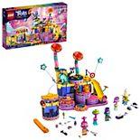LEGO Trolls World Tour Vibe City Concert (41258) Building Kit (494 Pieces)