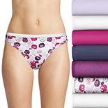 Women's Hanes Ultimate® 6+1 Bonus Pack Bikini Panty Set 42H7CC