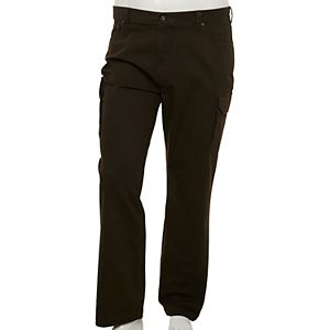 Men's Croft & Barrow® Utility Canvas Cargo Pants
