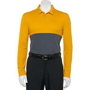 Men's Tek Gear® Regular-Fit Colorblock Golf Polo