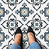 Achim Retro Slate 12x12 Self Adhesive Vinyl Floor Tiles Set of 20