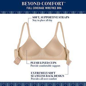 Vanity Fair® Beyond Comfort Full Coverage Wireless Bra 72282