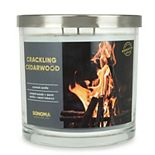 SONOMA Goods for Life® 14-oz. Crackling Cedarwood Candle Jar