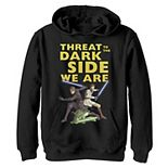 Boys 8-20 Star Wars: Clone Wars Threat To The Dark Side We Are Pullover Graphic Hoodie