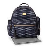 Carter's Heart Print Handle It All Backpack