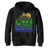 Boys 8-20 Fifth Sun Simple Trees Graphic Hoodie