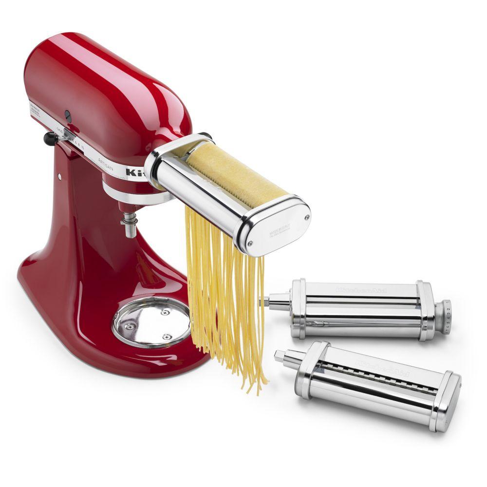 Kitchenaid Attachments Pasta Kpra Pasta Roller Attachment Set