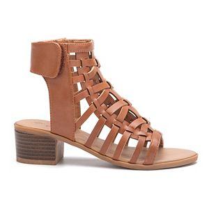 Olivia Miller Fun Girls' Gladiator Sandals