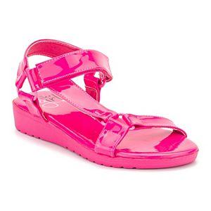 Olivia Miller Pink Paradise Girls' Sandals