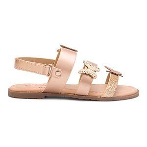 Olivia Miller Butterfly Effect Toddler Girls' Sandals