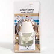 Yankee Candle simply home Sandcastles Electric Home Fragrancer