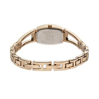 Armitron NOW Women's Diamond Half-Bangle Watch