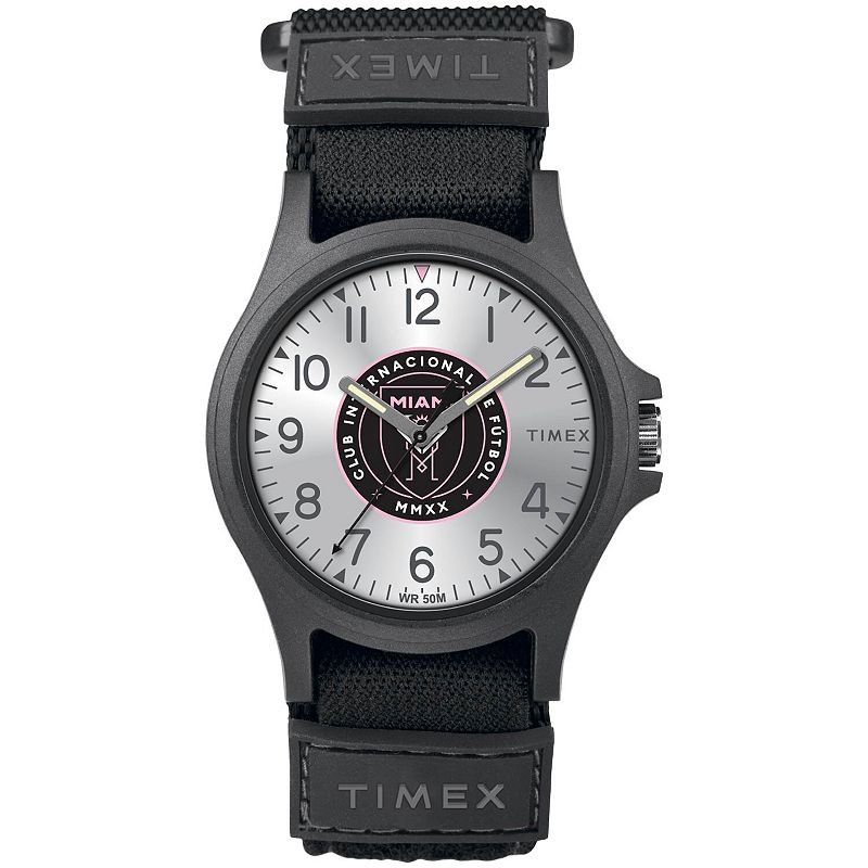 Men's Timex Inter Miami CF Pride Watch, Black