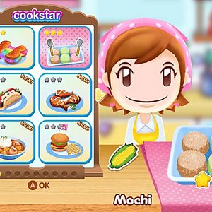 Nintendo Cooking Mama Cookstar Game with RDS Case for Nintendo Switch