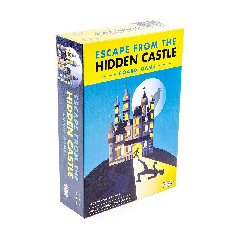 Amigo Escape from the Hidden Castle Board Game