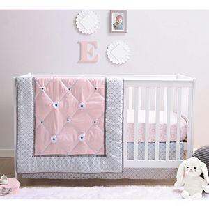 PS by The Peanutshell Princess 3 Piece Crib Bedding Crib Set