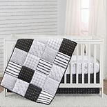 PS by The Peanutshell Preston 3 Piece Crib Bedding Set