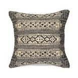 Liora Manne Marina Tribal Stripe Indoor Outdoor Throw Pillow