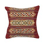 Liora Manne Marina Tribal Stripe Indoor Outdoor Throw Pillow