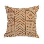 Liora Manne Visions III Bambara Indoor Outdoor Throw Pillow
