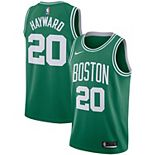 Men's Nike Gordon Hayward Green Boston Celtics Swingman Jersey - Icon Edition