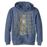 Boys 8-20 Star Wars Bossk Retro Big Fleece Pullover Graphic Hoodie
