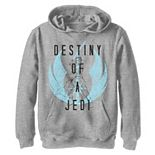 Boys 8-20 Star Wars: The Rise Of Skywalker Rey Destiny Of A Jedi Pullover Graphic Hoodie