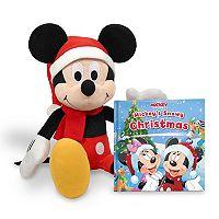 Kohls Cares Mickey Plush and Book Bundle